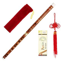 featured image thumbnail for product Traditional Handmade Chinese Bamboo Flute Dizi